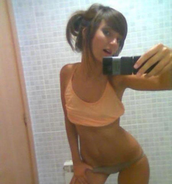 Sexy Nacktefrauen